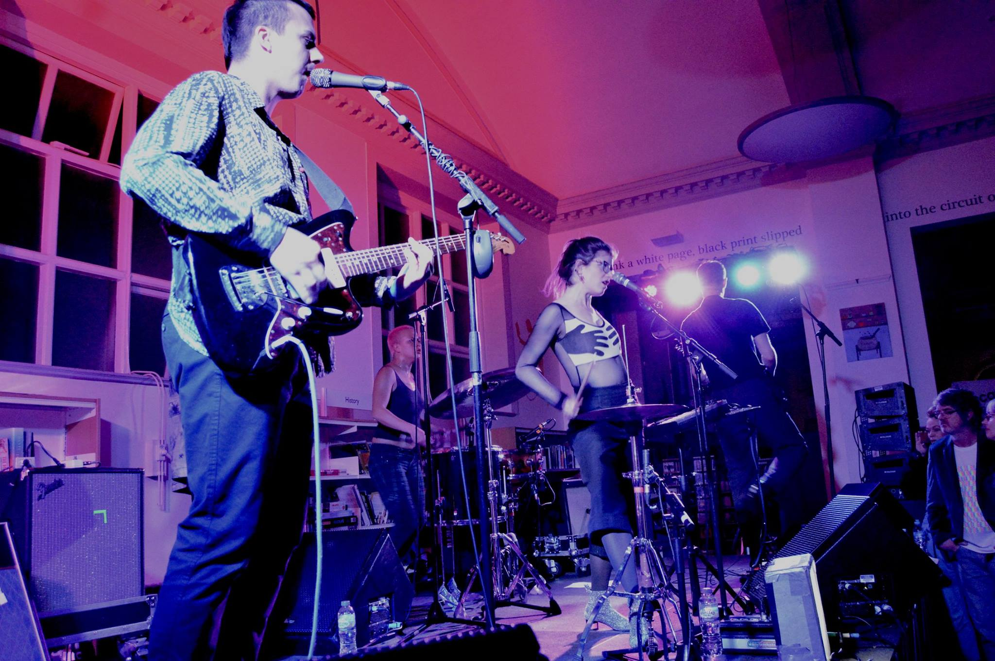 Get it Loud in Libraries – Live music in local libraries