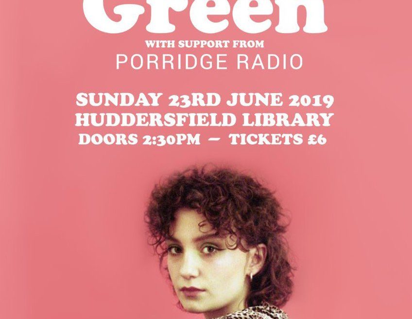 Phoebe Green Library Tour // Huddersfield Library