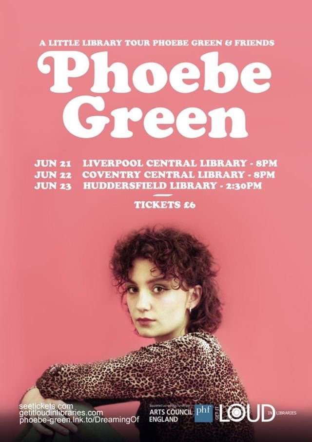 Phoebe Green Library Tour // Liverpool Library