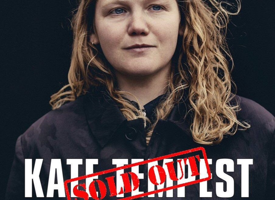 Kate Tempest – Telling Poems (SOLD OUT)