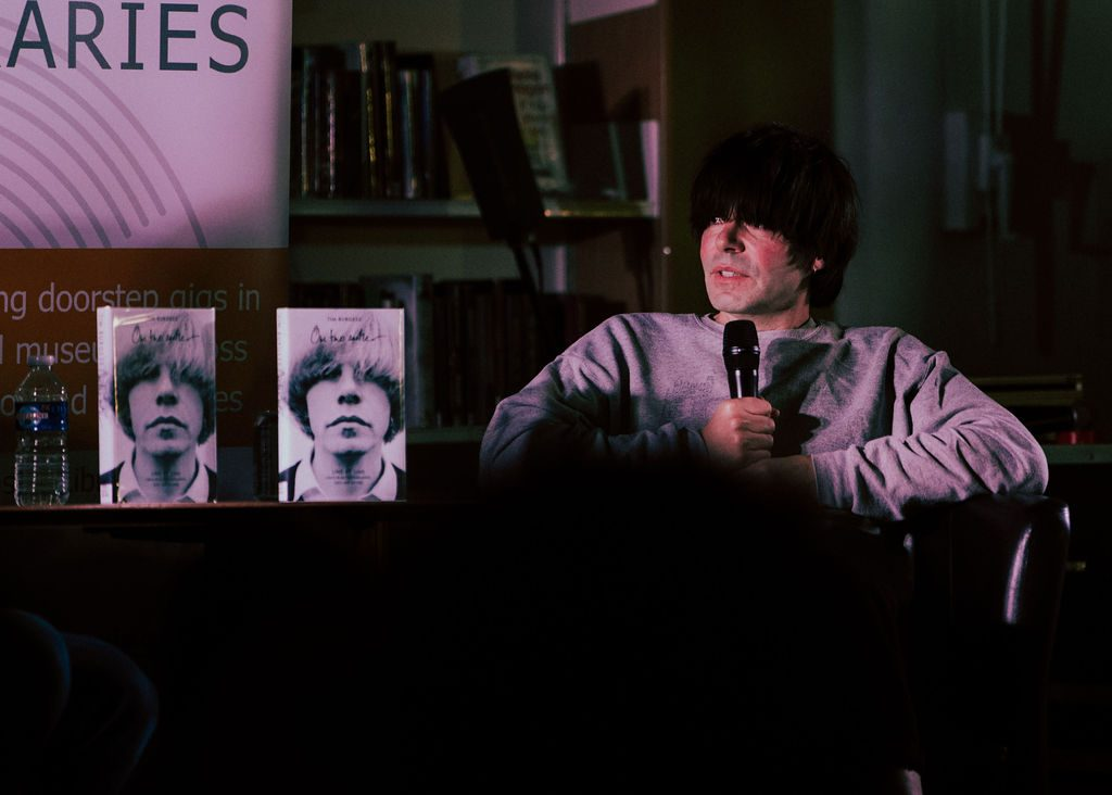 Tim Burgess' 'One, Two, Another' Book Launch
