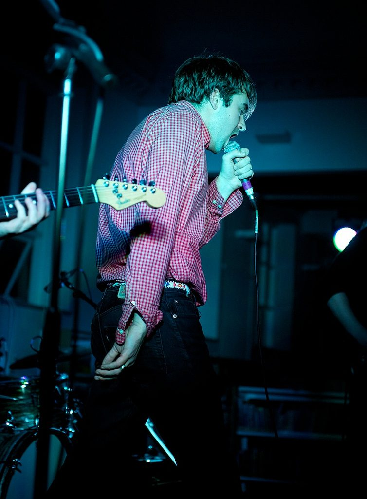 Review: The Vaccines @ Library, Lancaster (Bethany Abbit)