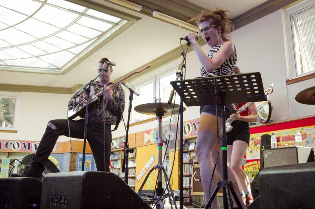 BODEGA, Beija Flo: Birkenhead Central Library (Lucy McLachlan)