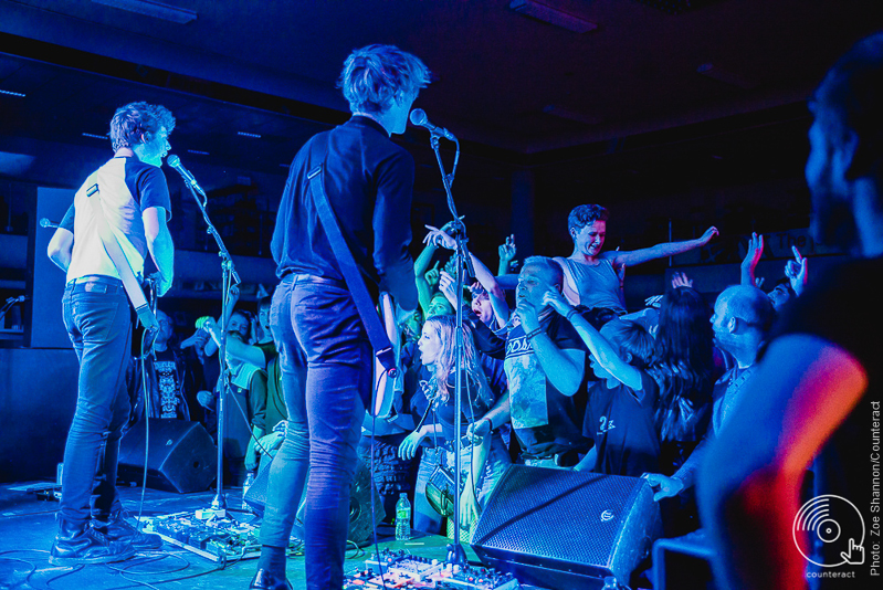 Review: VANT blow the doors off Coventry Library  (Kieran Raza)