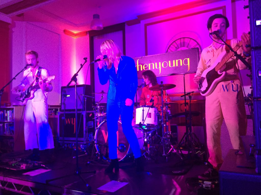 GIG REVIEW: WHENYOUNG | BARROW LIBRARY | 3 APRIL 2019