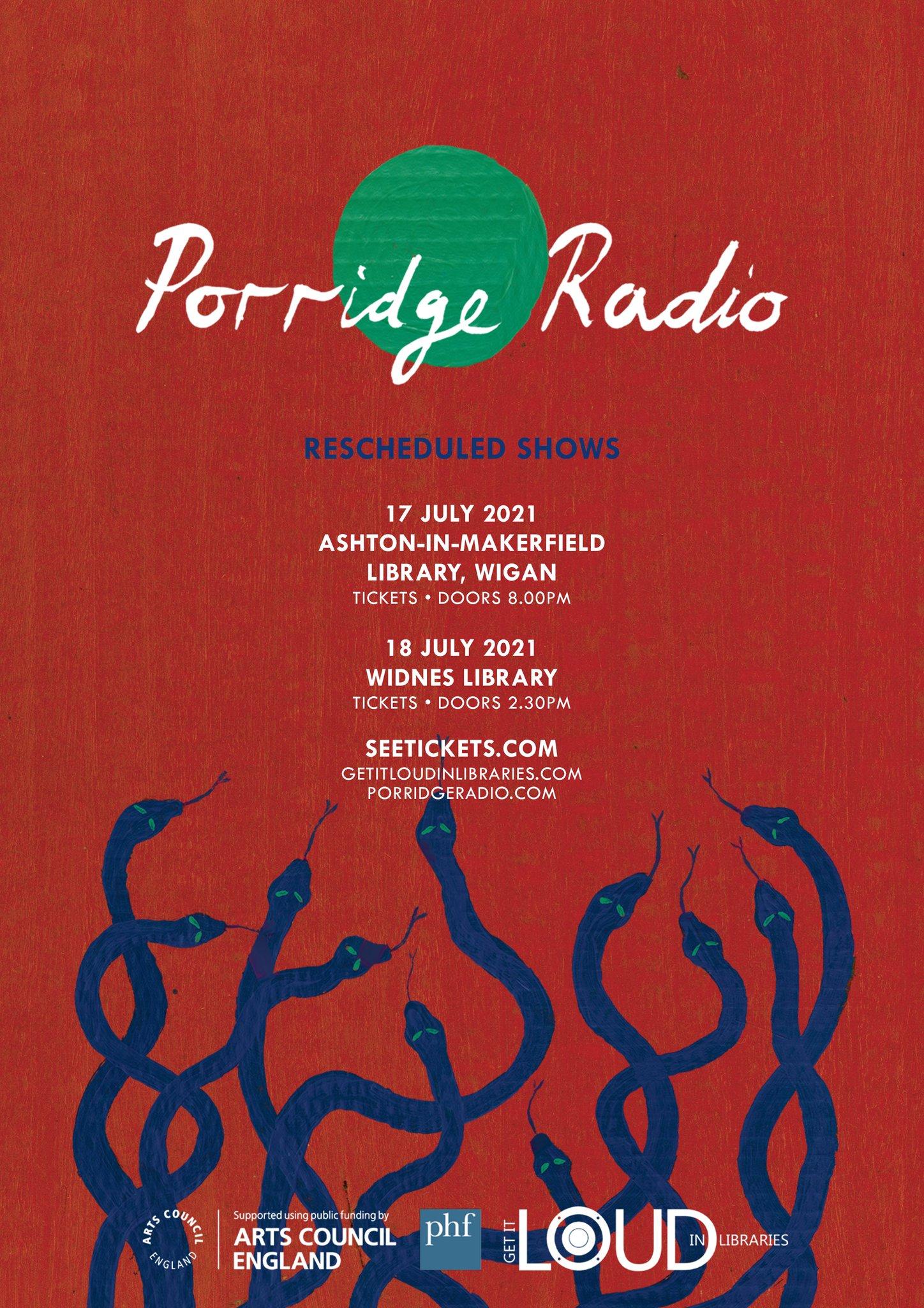 Porrdige Radio Both