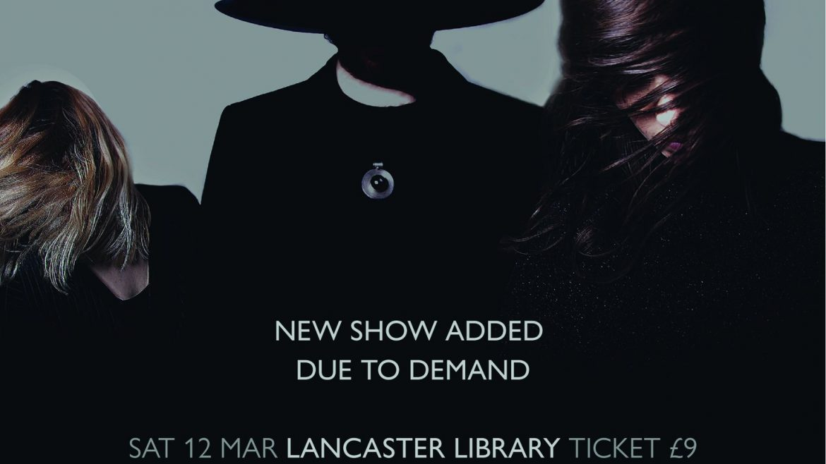 Juniore at Birkenhead Library SOLD OUT