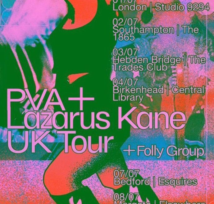 PVA + LAZARUS KANE